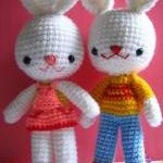 pdf charlie and angel bunny amiguru..